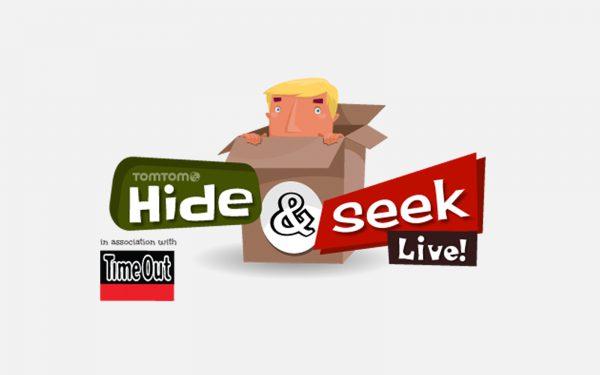 TomTom Hide and Seek