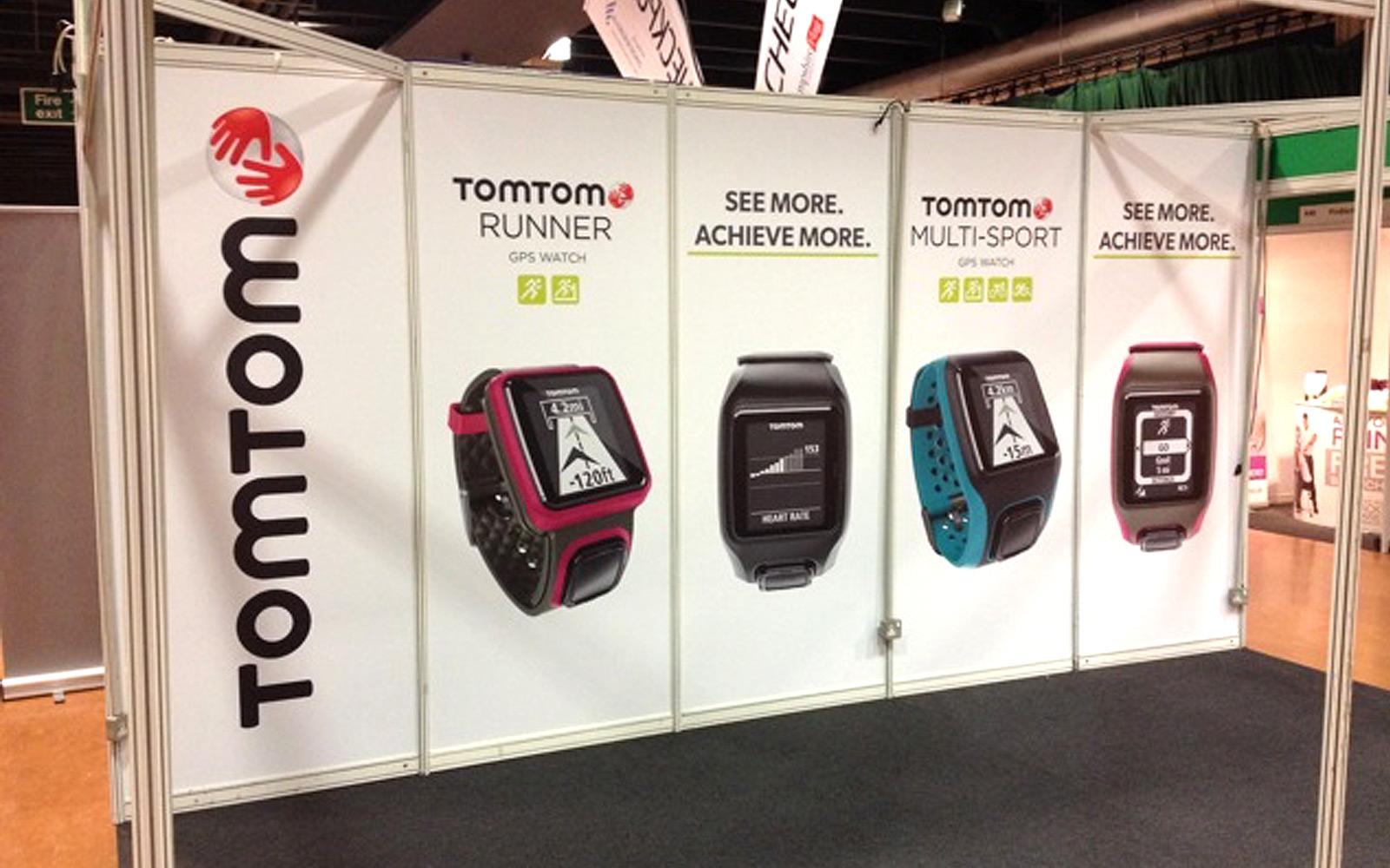TomTom Running Stand