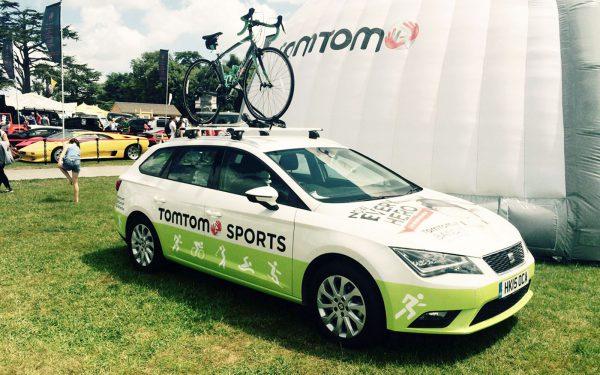 TomTom Sports SEAT Leon