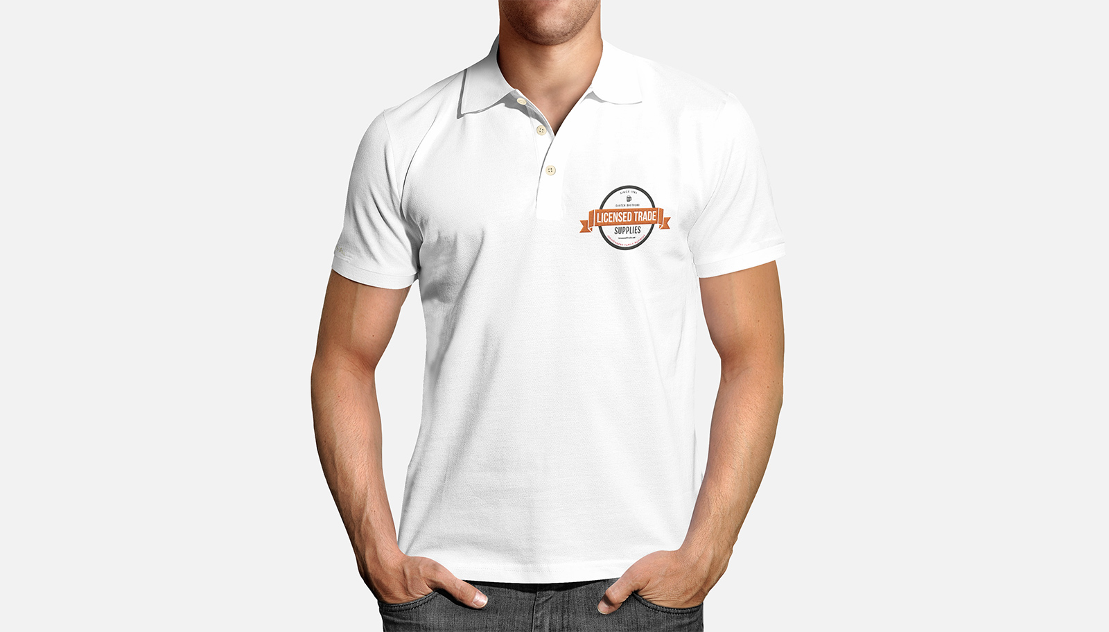Licensed Trade polo shirt